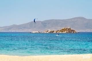 naxos kitesurfing diamantis studios